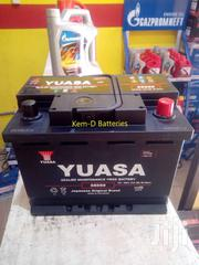 Yuasa Car Battery 13 Plates + Start And Drive With No Problem | Vehicle Parts & Accessories for sale in Greater Accra, North Kaneshie