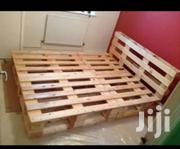 Wooden Bed Frame | Furniture for sale in Greater Accra, Roman Ridge