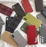 So Couple Cloth Case For iPhone Xsmax Xr Xs X 8plus 7plus 8 7 | Accessories for Mobile Phones & Tablets for sale in Greater Accra, East Legon (Okponglo)