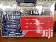 108pcs Genuine Socket Set | Manufacturing Materials & Tools for sale in Greater Accra, Tema Metropolitan