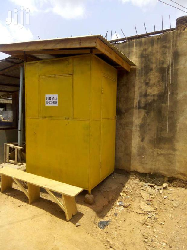 Archive: Mobile Money Container