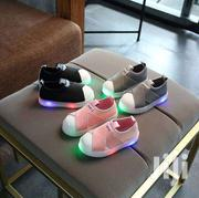 Led/Light Shoes For Boys And Girls(2-7) | Children's Shoes for sale in Greater Accra, Kwashieman