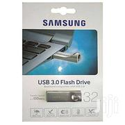 Samsung USB 3.0 Pen Drive - 32GB Grey | Cameras, Video Cameras & Accessories for sale in Greater Accra, Korle Gonno