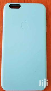 Apple Silicone Case For iPhone 6/6s Plus Sea Blue | Accessories for Mobile Phones & Tablets for sale in Greater Accra, Nii Boi Town