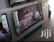 ALONE WITH NASCO CURVED 40'' SATELLITE LED TV | TV & DVD Equipment for sale in Greater Accra, Kokomlemle
