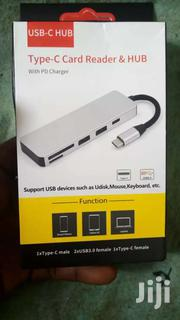 USB C ,Card Reader And 2 Port Serving As | Computer Accessories  for sale in Greater Accra, Osu