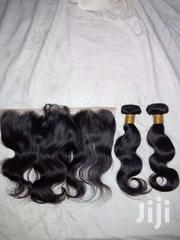 2 Big Bundles Of Vietnamese Hair+ Ear To Ear Frontal Closure | Hair Beauty for sale in Greater Accra, Accra Metropolitan