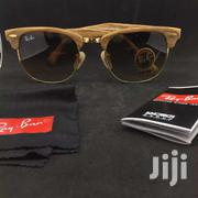 Rayban Club Master Wood Design | Clothing for sale in Greater Accra, Osu