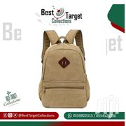 Branded Brown Rucksack Bagpack | Clothing for sale in Greater Accra, Okponglo
