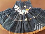 Kids Beautiful Jeans Skirt | Children's Clothing for sale in Eastern Region, Asuogyaman