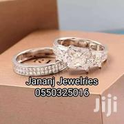 Silver Wedding Ring | Jewelry for sale in Greater Accra, Darkuman