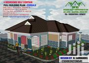 4 Bedrooms Building Plan | Houses & Apartments For Sale for sale in Greater Accra, Roman Ridge