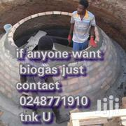 AFODAN BIOGAS | Building & Trades Services for sale in Brong Ahafo, Tano South