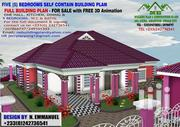 5 Bedroom Building Plan For Sale | Houses & Apartments For Sale for sale in Greater Accra, Roman Ridge
