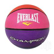 Everlast Multi Colour Basketball 7 New | Sports Equipment for sale in Eastern Region, Asuogyaman