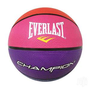 Everlast Multi Colour Basketball 7 New