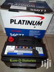 Kia Rio - Spectra - Optima Battery - Free Delivery + Alternator Test | Vehicle Parts & Accessories for sale in Greater Accra, North Kaneshie