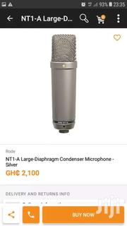 Rode NT2A Mic + Stand | Musical Instruments for sale in Greater Accra, East Legon (Okponglo)