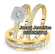 Three Set 18k Wedding Ring | Jewelry for sale in Greater Accra, Kokomlemle