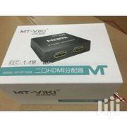 HDMI Splitter (2port) | TV & DVD Equipment for sale in Greater Accra, South Kaneshie