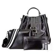 Leather Handbag - Black | Bags for sale in Greater Accra, Ledzokuku-Krowor