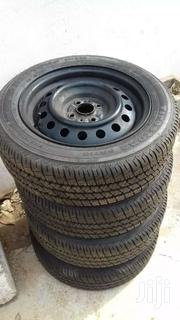 Brand New Car Tyres With Rims | Vehicle Parts & Accessories for sale in Greater Accra, Adenta Municipal
