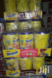 Nestle Nesquik Chocolate Powder Or Strawberry Powder | Meals & Drinks for sale in Greater Accra, Apenkwa