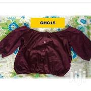 Off Shoulder Crop Top   Clothing for sale in Greater Accra, Akweteyman