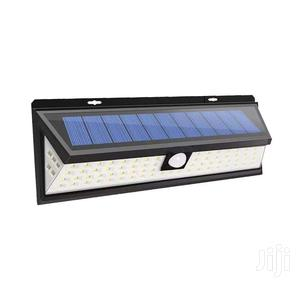 10W Solar Motion Sensor Light