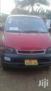 2018 REGISTERED TOYOTA HAICE | Vehicle Parts & Accessories for sale in Greater Accra, Osu
