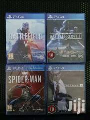 Ps4 Cds | Video Game Consoles for sale in Greater Accra, Ledzokuku-Krowor