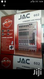 Jac 6 Channel Console Mixer | Musical Instruments for sale in Greater Accra, Accra Metropolitan