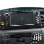 Car RADIO Video Player For Toyota Corolla 04-07 | Vehicle Parts & Accessories for sale in Eastern Region, Asuogyaman