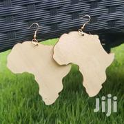 African Map Earring | Jewelry for sale in Greater Accra, Odorkor