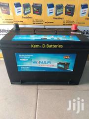 17 Plates Winar Car Batteries+Free Delivery-hilux H200 L200 H1 | Vehicle Parts & Accessories for sale in Greater Accra, Achimota