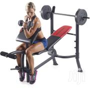 Arms Legs Work Out Bench Seat 40kg Weights | Sports Equipment for sale in Greater Accra, Achimota