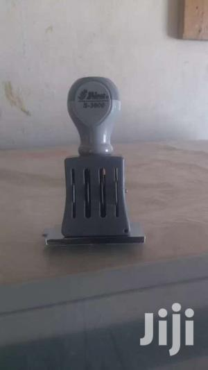 Dater Stamp 100 Ghc