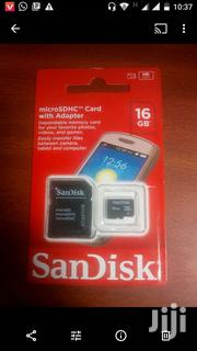 Sandisk Memory Card 16GB | Accessories for Mobile Phones & Tablets for sale in Greater Accra, Dansoman
