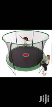 Trampoline 10ft New In Box Delivery | Sports Equipment for sale in Greater Accra, Accra new Town