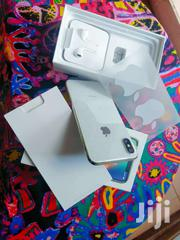 Apple Original iPhone X Silver Colour   Mobile Phones for sale in Greater Accra, Abossey Okai