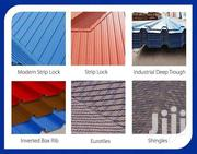 TRAPEZIUM ROOFING SYSTEMS | Building Materials for sale in Greater Accra, Adenta Municipal