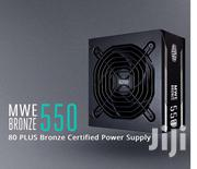 Cooler Master PSU 550W 80 Plus Bronze   Laptops & Computers for sale in Greater Accra, Achimota