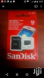 Sandisk Memory Card 32GB   Accessories for Mobile Phones & Tablets for sale in Greater Accra, Dansoman
