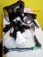 Light Lamp Torch Solar Panel USB Phone Tablet Charger + Free Delivery | Solar Energy for sale in Greater Accra, North Kaneshie