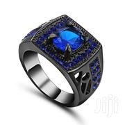 Blue Sapphire Gemstone (Wedding) Ring Size 8 | Jewelry for sale in Greater Accra, Ga South Municipal
