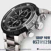 Original Oris Chronograph Watch From USA | Watches for sale in Greater Accra, Nungua East