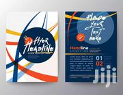 Flyer, Sticker, Logo Designer | Automotive Services for sale in Greater Accra, Accra Metropolitan