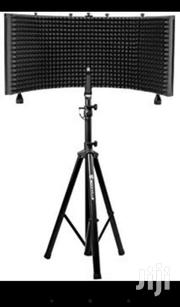 Studio Microphone Shield And Stand | Audio & Music Equipment for sale in Greater Accra, Cantonments