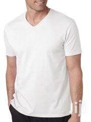 VNECKS PLAIN TSHIRT | Clothing for sale in Greater Accra, Agbogbloshie