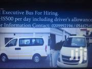Bus Rental | Automotive Services for sale in Greater Accra, Okponglo